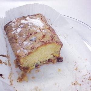 Olive Oil & Pine Nut Cake